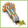 紧凑型轨装接线端子