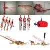 棘轮牵引器,曲式紧线器,手动绞盘,手摇绞车