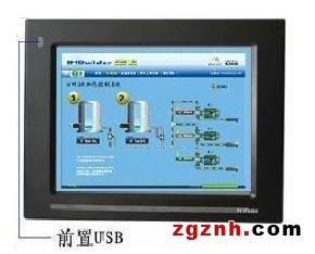而以霍尔信号为反馈的高性能低 工业平板电脑 成本的工业缝纫机控制系统的方案