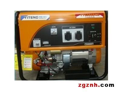 5千瓦汽油发电机|伊藤动力救灾发电机