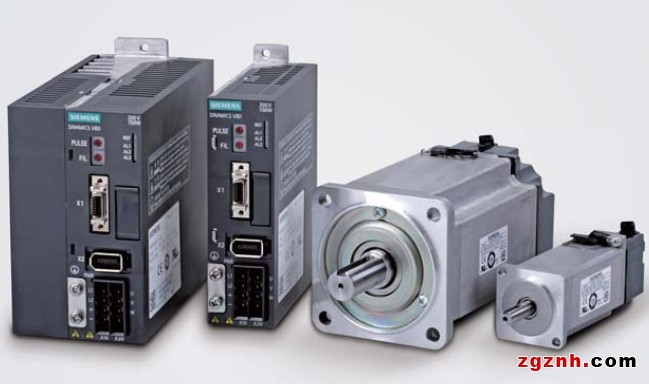 plc控制多个伺服电机电路图