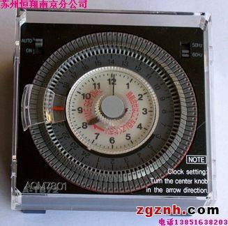 380v电机用220v时控接线图