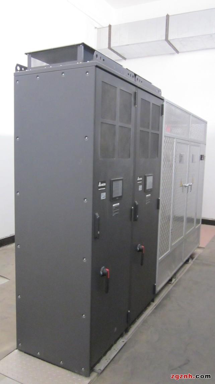 台达apf2000有源电力滤波器成功应用于铜冶炼工业