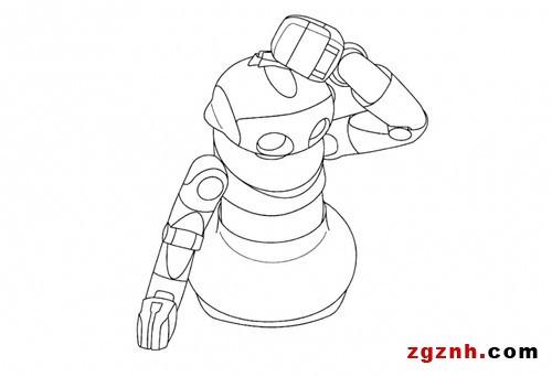索尼研发智能机器人