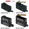 SUNS美国三实SLD7系列防水型微动开关 (IP67)