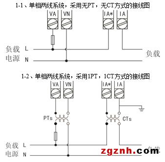 交流电压表-nhr3100系列数字电压表