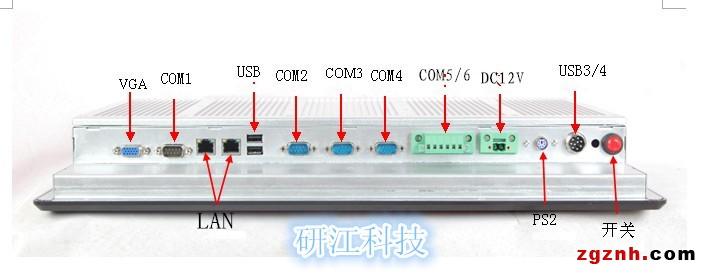 风扇工业平板电脑