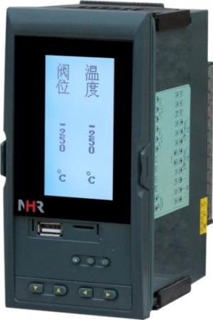液晶PID调节记录仪