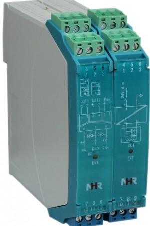 电压输入检测端隔离栅