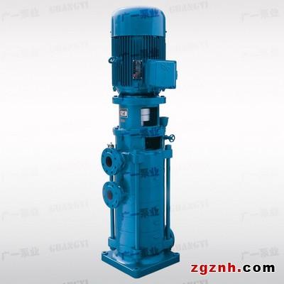 广一水泵kf丨简述柱塞泵