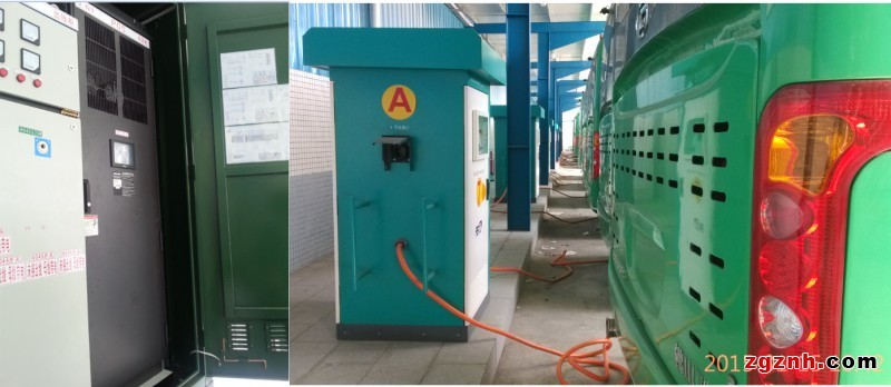 台达技术人员在配电系统中添加了台达有源无功补偿器