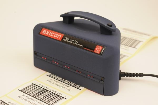 Axicon 7015一维条码等级扫描器