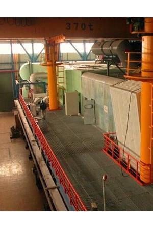 淡水石化厂生产线隔音罩
