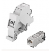 EPIC® DATA HS RJ45F Cat.6A