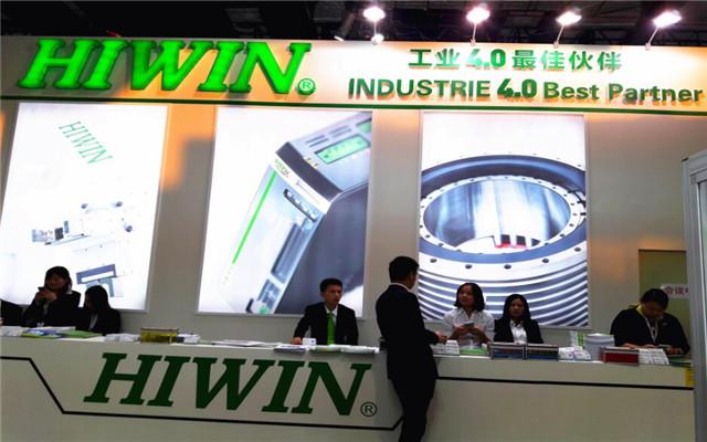 回首2016年工博会:HIWIN同您一起走进工业4.0 (11)