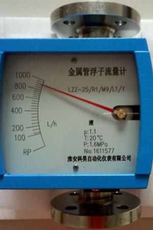LZD-15金属管浮子流量计知名品牌
