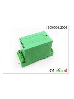 隔离变送器4-20mA转232/485,AD转换数据采集器