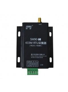 SM901 433M无线采集器232通讯接口