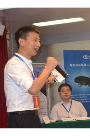 中科伺服董事长李鹏参加第18届智能化技术创新论坛 (20)