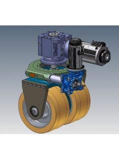 AGV车进口核心部件——意大利CFR驱动轮MRT10