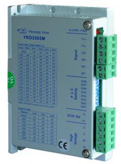 研控自动化YAKOTEC YKD3505M两相数字式驱动器