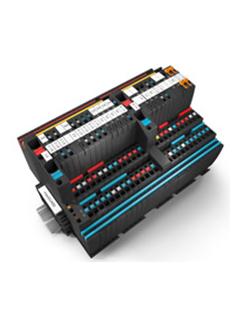 Klippon® Connect应用类接线端子:控制电压分配