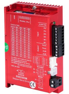 研控自动化YAKOYEC 闭环步进SSD2505M