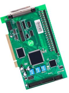 研控自动化YAKOTEC MCC1410B运动控制器/卡通用型