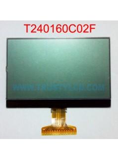高品质3.8寸单色LCD液晶显示屏240160图形点阵