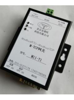 北京金鼎旺提供:Modbus RTU转Modbus  TCP 协议转换网关