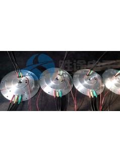 开发大型集电环、多路导电滑环、旋转设备滑环
