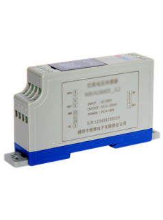 维博电子 WB I344M05高可靠M0型电量隔离传感器