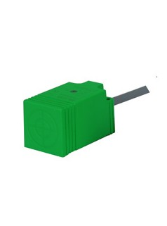 宜科电子ELCO塑料方形电感式传感器-Q30