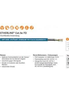 供应ETHERLINE Cat.5e FD快速以太网