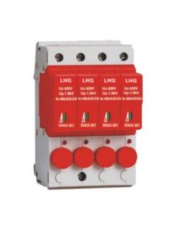 立恒光CPM-R80T熔断组合式电源SPD