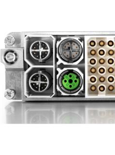魏德米勒全新RockStar® ModuPlug接插件