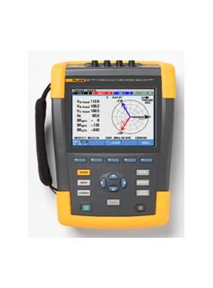 福禄克Fluke 437-II 400 Hz电能质量分析仪