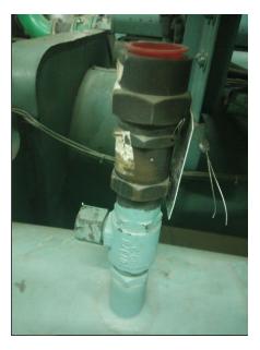冷冻安全阀EB51FZ301G DN25MM