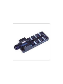 宜科电子ELCO:分线盒-塑料(ECP8系列M12接口-端子式现场接线型)