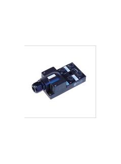 宜科电子ELCO:无源分线盒-塑料(ECP4系列M12接口-端子式现场接线型)