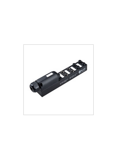宜科电子ELCO:分线盒-塑料(ECP8系列M8接口) - 电磁阀专用