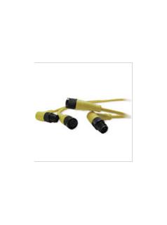 Profibus/ProfiNet 电源附件-单端/双端电源预铸电缆Micro Change(M12)接口