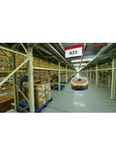 工业智能无人搬运机器人仓储送料AGV小车自动导引车