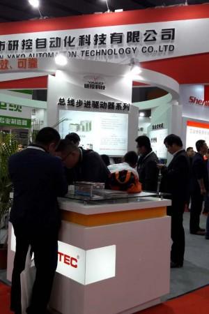 研控自动化精彩绽放2017广州国际工业自动化展