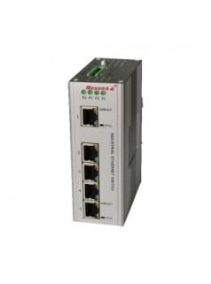 MIE-2005 5GE卡轨式全千兆非网管工业以太网交换机
