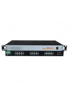 Cronet CC-5428 24FE+4G机架式千兆网管型工业以太网交换机