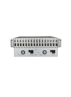 ME-M277-MXF RS232/485/422转多路光纤集线器