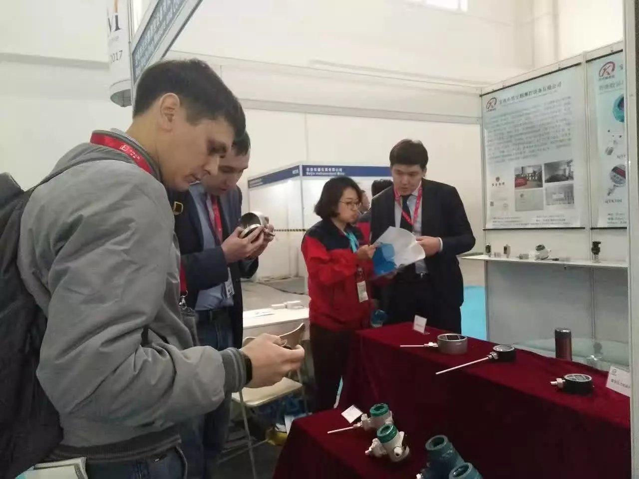 兴宇腾测控亮相北京石油