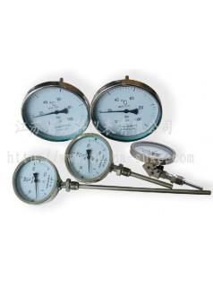 双金属温度计型号,双金属温度计原理,双金属温度计报价