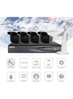 深圳监控安装,海康400万视频监控系统,2K视频监控系统